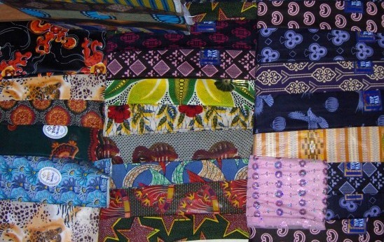 Le pagne au Cameroun