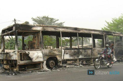 Article : Si vous êtes à Douala, prenez le bus