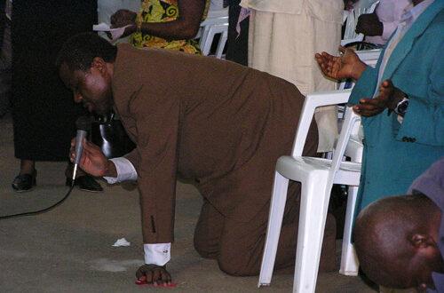 Article : Eglises de pasteurs voyous