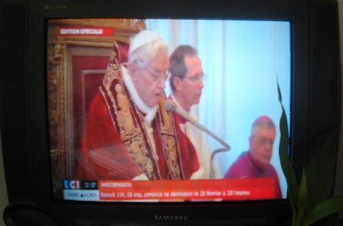 Article : Démission de Benoît XVI, les (vraies) raisons