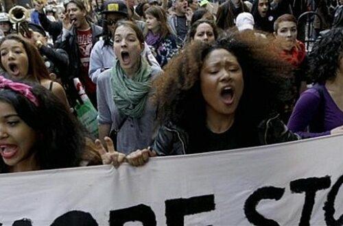 Article : Femmes, indignez-vous!