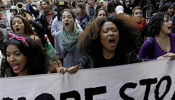 Femmes indignées