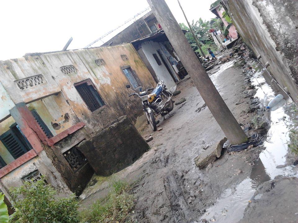New-Bell, Douala. Par René Jackson Nkowa