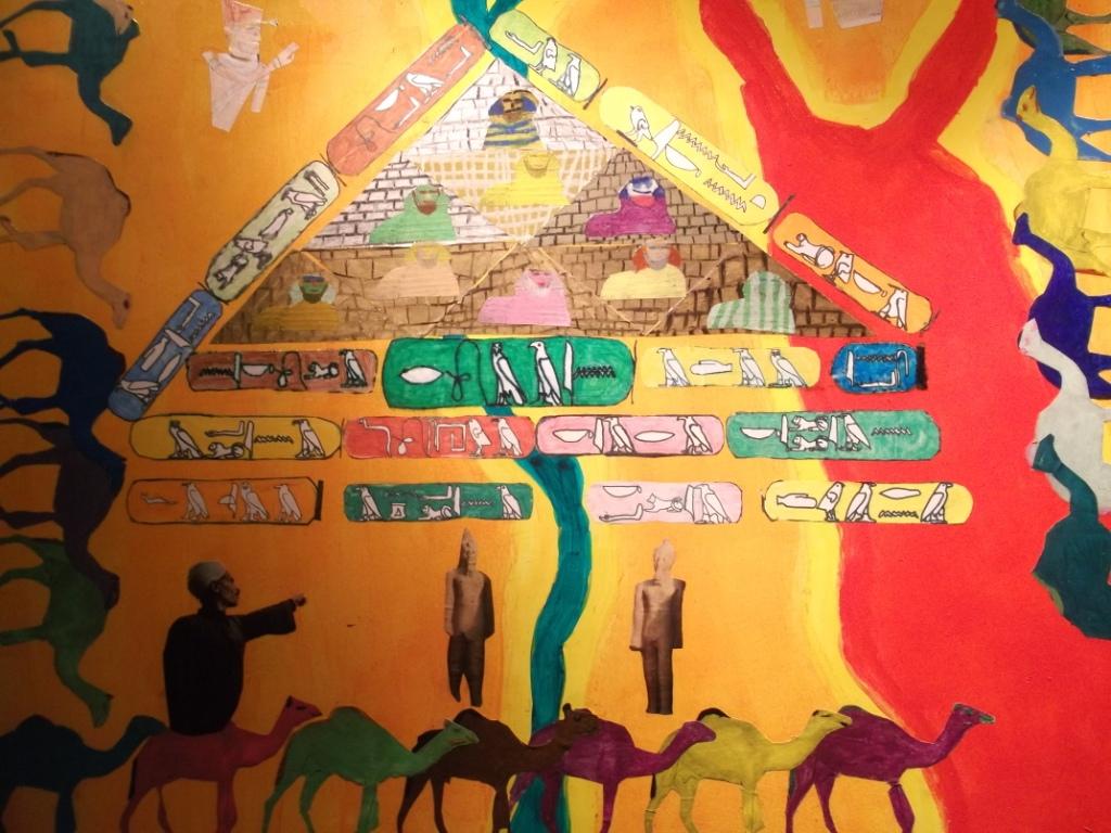 EGYPTEEcole élémentaire St Roch 2, Nice